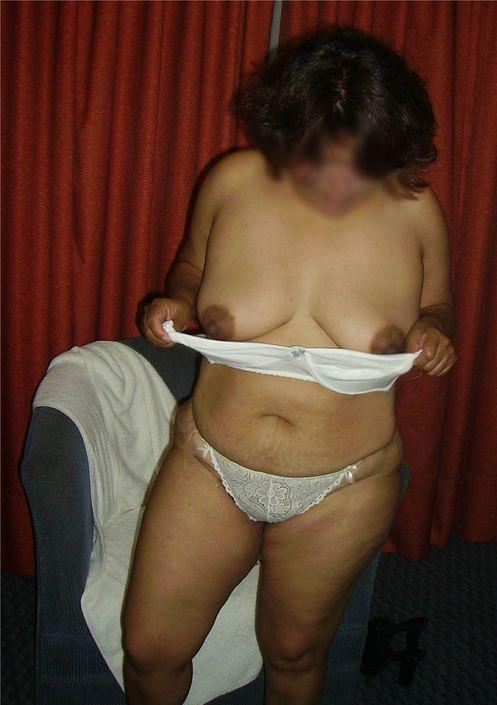 Dulce madre madura con grandes tetas y culo 3