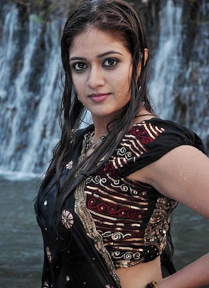 Actress Meghna Rajs Hot And Wet Picture Gallery
