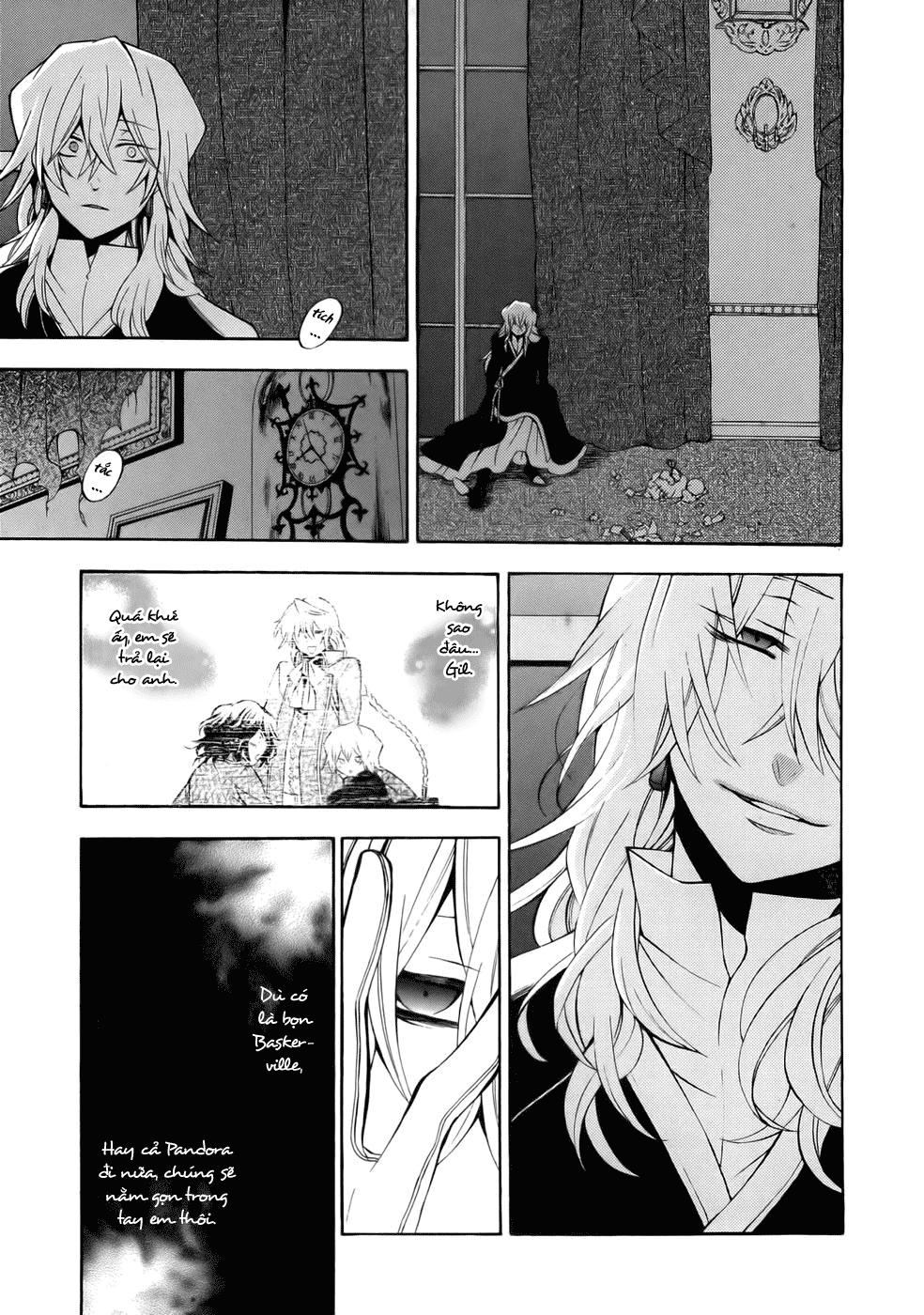 Pandora Hearts chương 039 - retrace: xxxix gate of blackness (tr.72. fixed ver.) trang 25