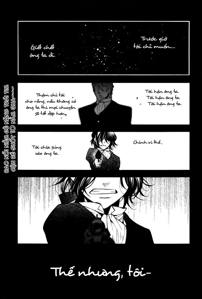 Pandora Hearts chương 040 - retrace: xl blindness trang 2