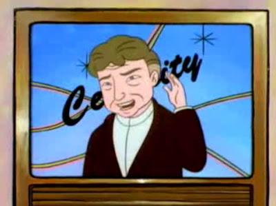 Shatner's Toupee: Shatner's toupee in pop-culture: The Critic