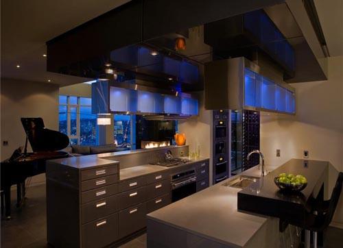Home Design And Interior: Luxury Home Kitchen Design 2010