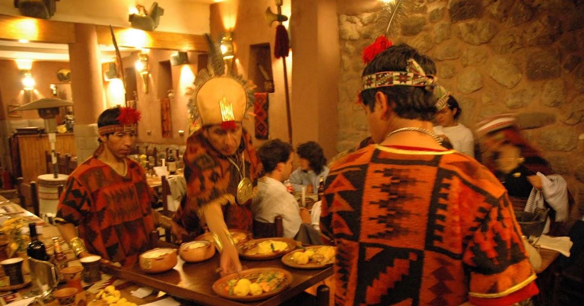 La Cocina di Vago: La cocina Quechua e Inca