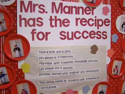 Sunshine 4 Teachers: Decorate Your Teacher's Door