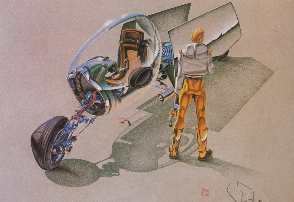 Miscellaneous Pics: Syd Mead