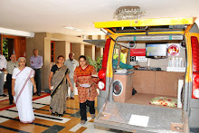 RTI ON WHEELS AT GOVERNOR HOUSE OF GUJARAT STATE