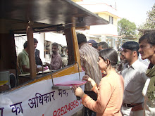 RTI ON WHEELS IN RAJASTHAN