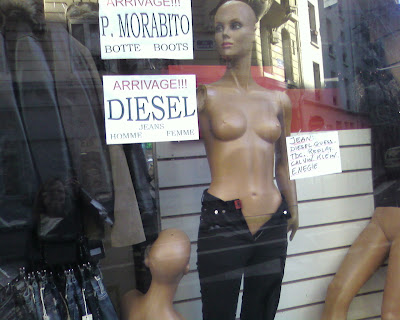 Naked Mannequin 1