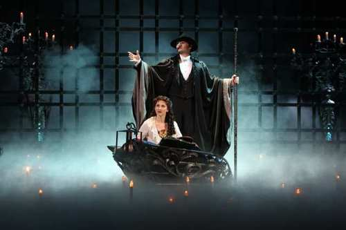 the red suitcase the phantom of the opera from then to now. Black Bedroom Furniture Sets. Home Design Ideas