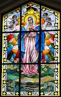 Our Lady of Good Voyage in Antipolo, the Philippines. Coeur de Marie Immaculé Source de pureté Prie pour nous pécheurs