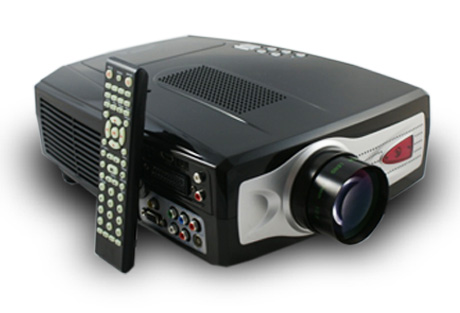 D Logik Hd 66 Lcd Projector At Only 379 99