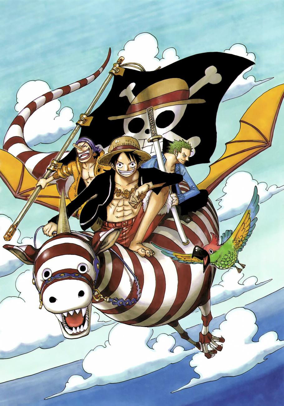 One Piece Chap 613