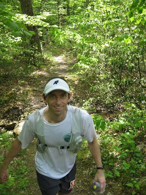 Greg Loomis Gap Creek MMT 100 Massanutten