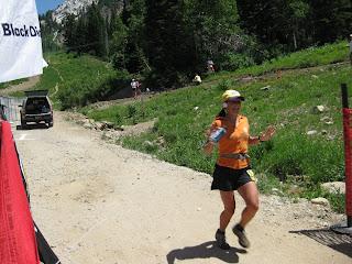 Mandy Hosford Speedgoat 50k