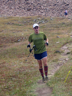 Hopeless aid station Bryon Powell Leadville 100 mile run