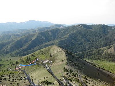 Wild Horse Mountain Pocatello 50 mile