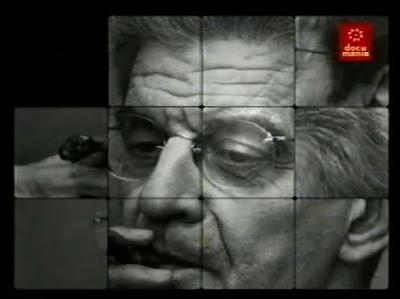 caratula documental Jacques Lacan, reinventar el psicoanalisis