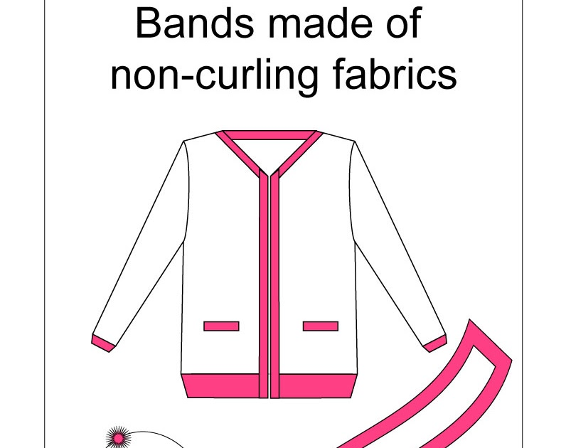 Knitting Stitches That Wonot Curl : TECHknitting: Life on the edge--stitch patterns that can take it and not curl...