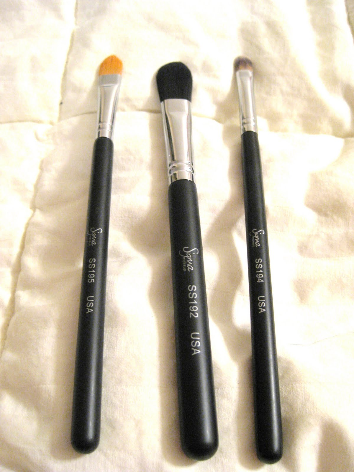 All Brushes Needed For Makeup: Beauty Babble: RAVE Review: Sigma Makeup Premium