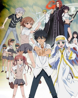 Genre Action Comedy Drama Fantasy Magic SciFi Episoden 24 Zielgruppe Shounen Erste Ausstrahlung 04102008 OVAs Und Specials To Aru Majutsu No
