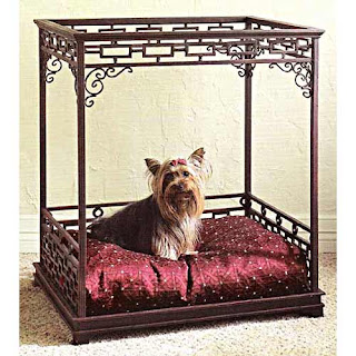 dee-o-gee: Asian Inspired Canopy Dog Bed