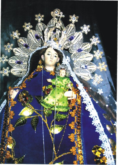La Virgen del Rosario de Cajabamba (video e historia)