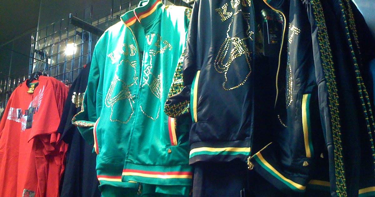 Konvict clothing store