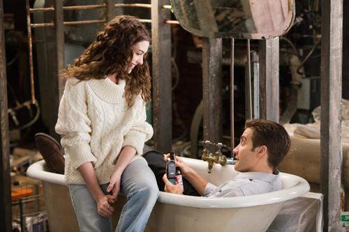 010f1196800db Mas não demora até que o caso se transforme em uma história de amor. O  relacionamento enfrenta barreiras na resistência de Maggie em assumir o  namoro