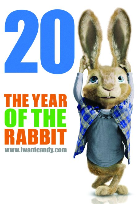 Hop 2011 The Year Of The Rabbit Teaser Trailer