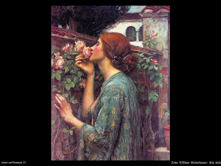 Langolo di Estel Adoro John William Waterhouse