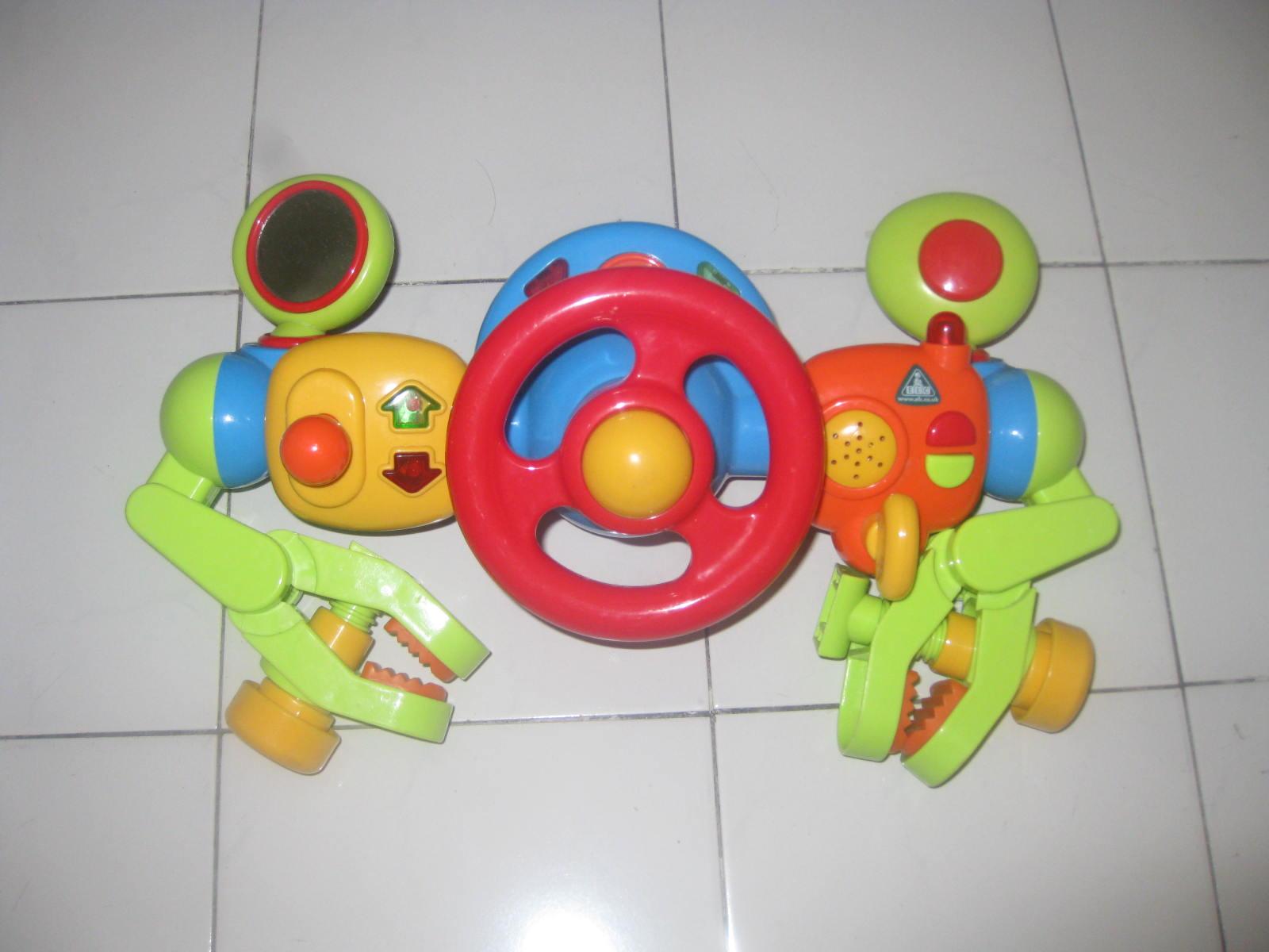 Mesya Amp Baby Wardrobe Elc Light Amp Sound Buggy Driver