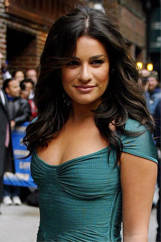 Paste Designs Singer Lea Michele Hot Images Actress Lea
