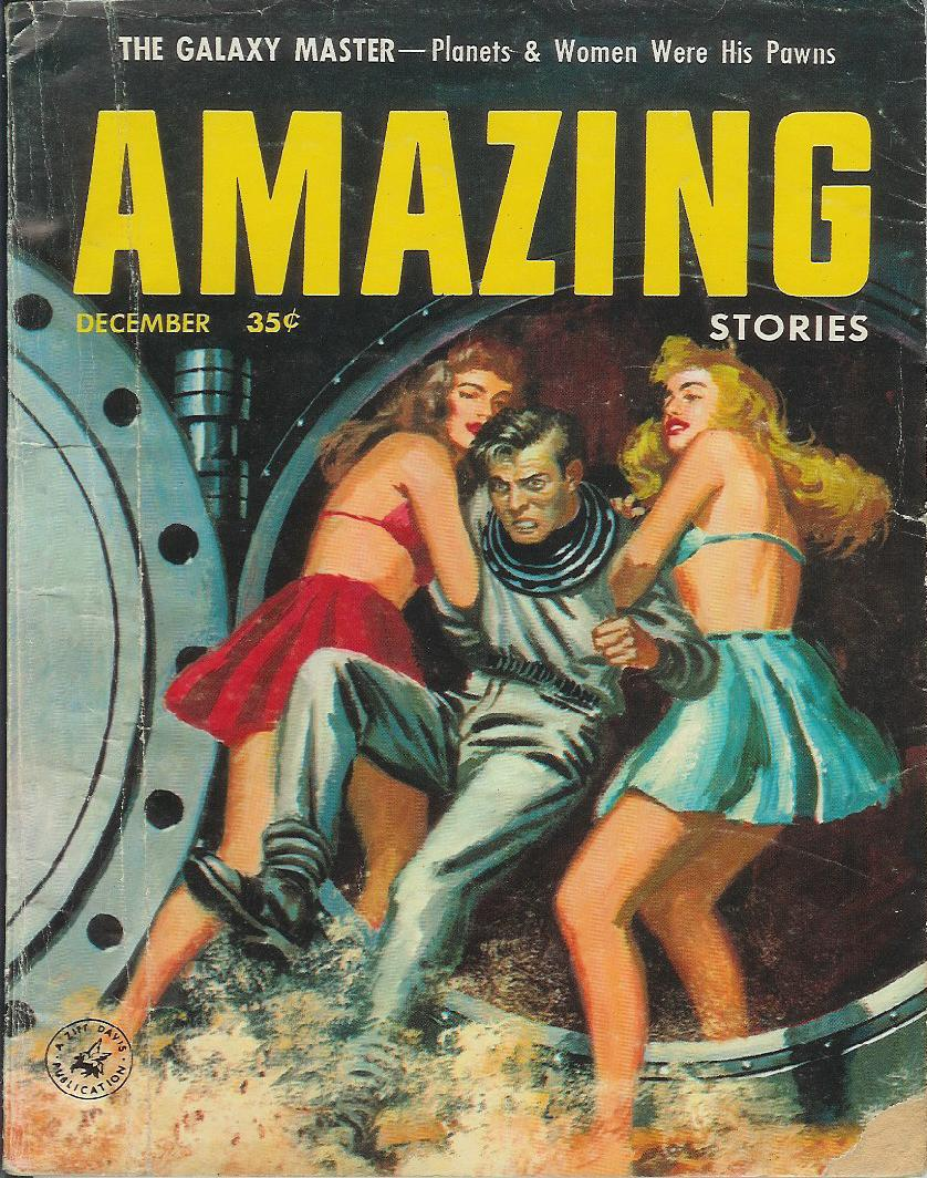 Amazing Stories Volume 21 Number 06: Kenny's Sideshow: Amazing Stories