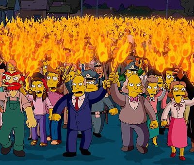 IMAGE(http://3.bp.blogspot.com/_VyCtg4KNvf0/SY4Un3frs1I/AAAAAAAAAbQ/93Jb4LH6R0k/s400/Angry+Mob+Simpsons.jpg)