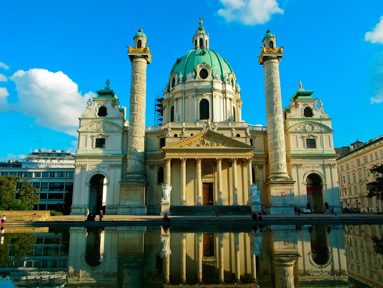 就決定寫定了 遊記: (Europe50) 極似臺北城的音樂之都─ Wien (上)