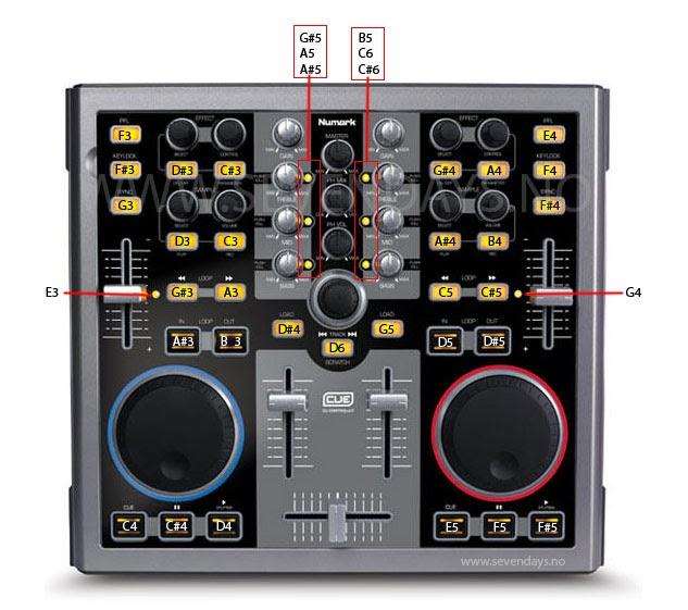100+ Numark Total Control Traktor Usb Dj Midi Controller HD