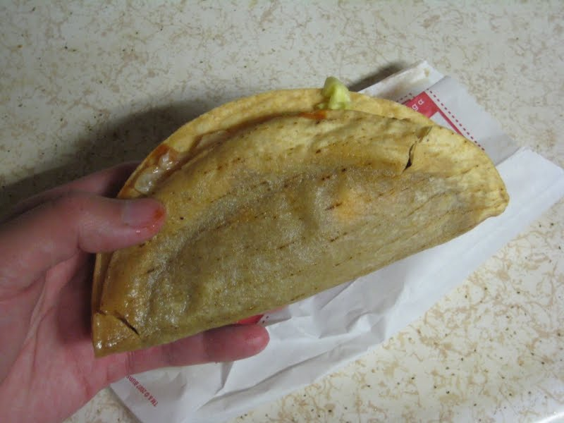 Review  Burger King - Tacos  4602c2daefe13