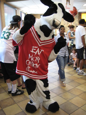 Chick-fil-A Cow