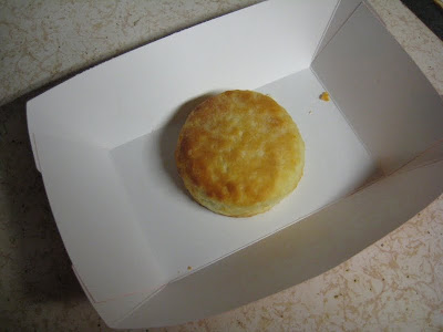 Popeyes Biscuit