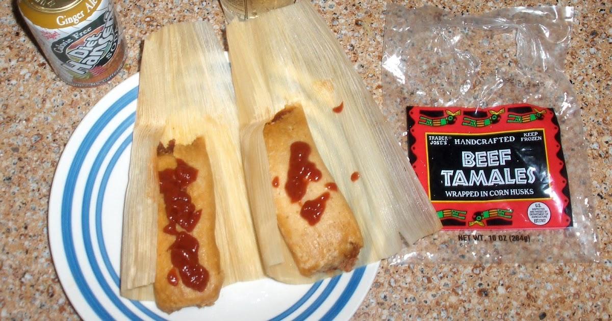 Feasting On Tjs Trader Joe S Food Reviews Beef Tamales