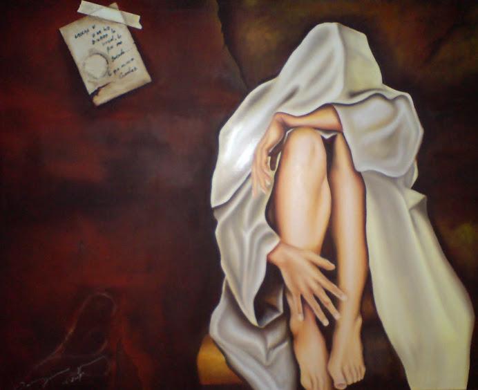 Pintura: Sergio Villafuerte