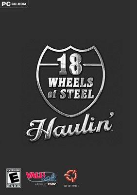 18 WHEELS OF STEEL -  HAULIN - PC