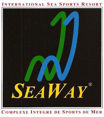 seaway station de sports de mer et de loisirs logo pierre-yves gires