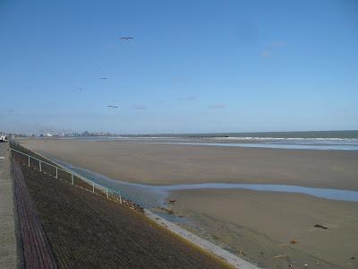 grande marée plage de dunkerque par pierre-yves gires