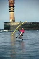 vélo a voile par pierre-yves gires