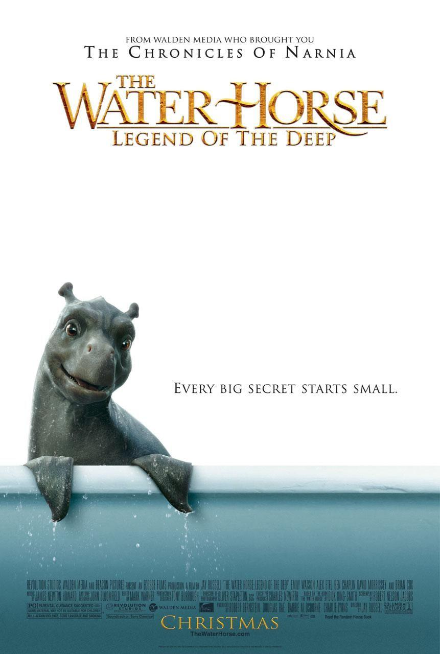 the water horse legend of the deep wallpapers movie