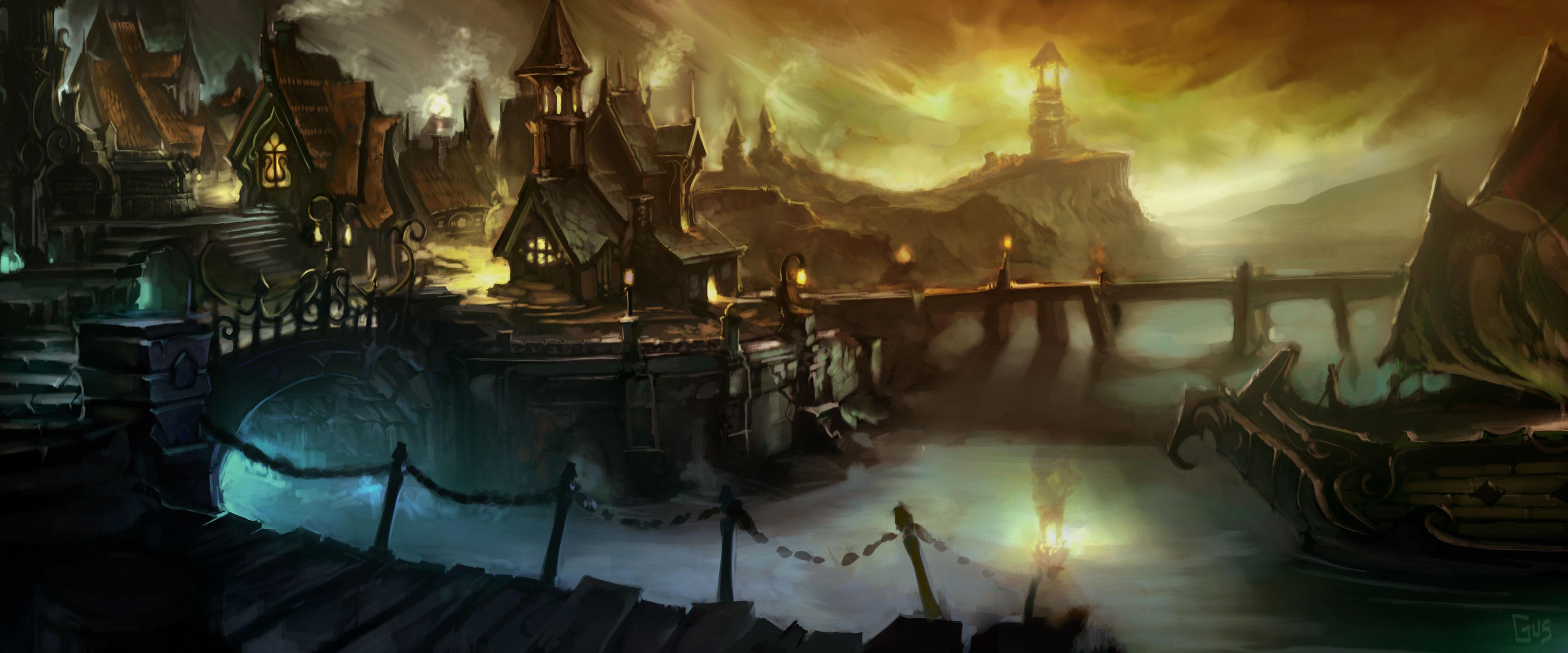 Wallpaper : World of Warcraft, Blood Elf, energy, girl, eyes ... | 1458x3500