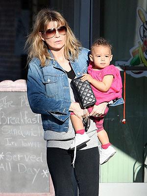 Designer Baby From People Com Ellen Pompeo And Stella Luna
