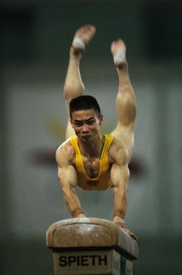 Barcelona 1992 - Xiaosahuang Li