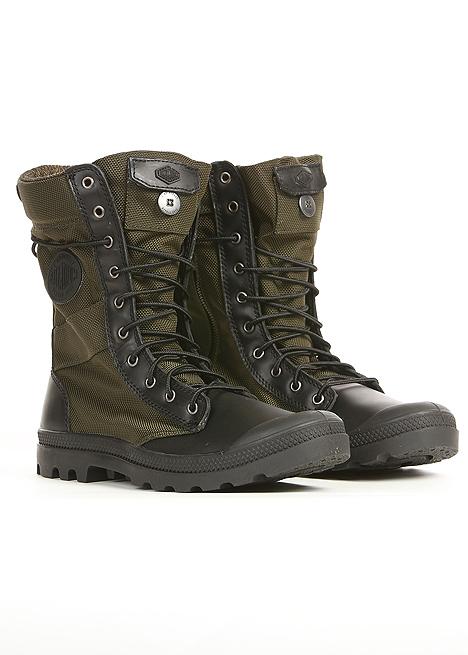 Blackbird Blog Palladium Boots French Foreign Legion At